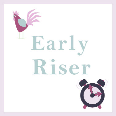 Do You Have An Early Riser? – Try My Tips!
